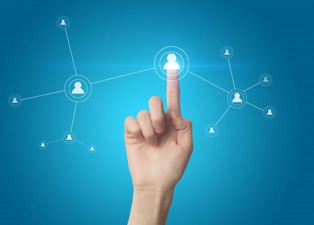 Covid 19 y conectividad web